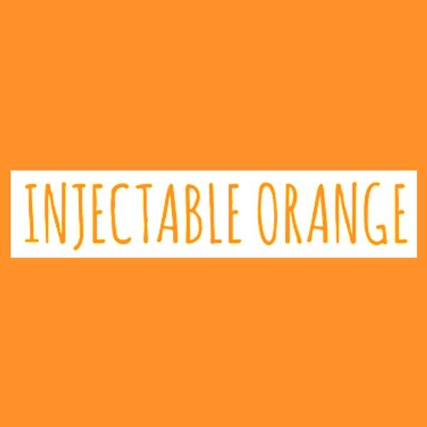 Injectable Orange